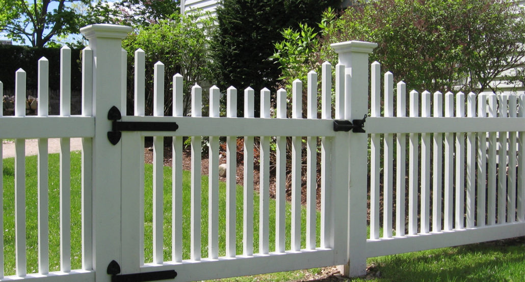 Fence Painting And Staining Broom Construction